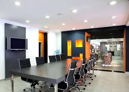 colors for home office. Best Colors For Home Office Ergonomic Black  White Orange Wall Modern .