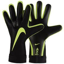 Nike Mercurial Touch Elite Goalkeeper Glove Black Volt