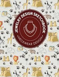 Sketchbook Design Ideas Amazon Com Jewelry Design Sketchbook Neckwear Design