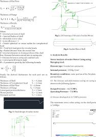 Solid Rocket Motor Design Pdf Design Analysis Of Solid Rocket Motor Casing For