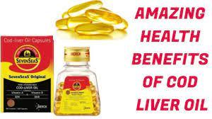 seven seas cod liver oil health