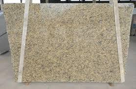Giallo St Cecilia Light Granite Santa Cecilia Granite Slabs Granite Santa Cecilia Gangsaw