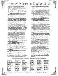 women s history the way of improvement leads home page 2 where is the declaration of sentiments