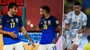 Check spelling or type a new query. Brasilien Besiegt Paraguay Argentinien Nur Mit Remis Copa Start Wackelt Weiter Sportbuzzer De