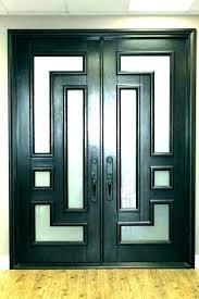 exterior double doors double front doors modern double front doors images of mid century modern exterior
