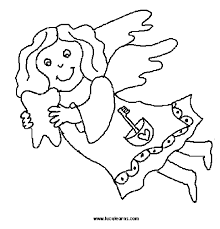 Small Picture special needs children coloring tooth fairy coloring page tooth