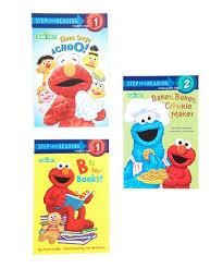 Sesame Street Elmo Says Achoo Paperback Set Zulily