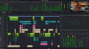 Blackmagic Design Sound Blackmagic Design New Davinci Resolve 14 Software With