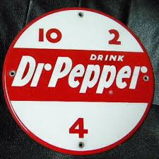 Vending Machine Signs Gorgeous Photo OLD Dr Pepper Porcelain Vending Machine Sign