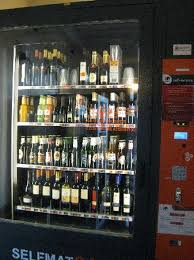 Alcohol Vending Machine Magnificent Alcohol Vending Machine Picture Of IQ Hotel Roma Rome TripAdvisor