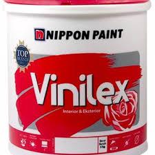 harga cat tembok vinilex kembang 25 kg pail nippon paint vinilex 25 kg terbaru