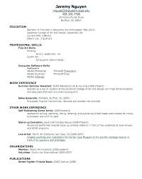 examples of college resumes. Sample College Resumes For High School Seniors 3 Resume Examples A
