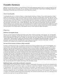 brand management objectives brand management project desiree natali