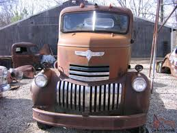 Chevrolet COE truck - 1946 complete vehicle - ideal car hauler or ...