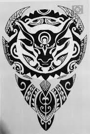 пин от пользователя самир аскеров на доске мои эскизы маори тату