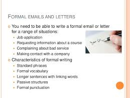 Email Etiquette Sample Letters Template Monster Reviews Formal ...