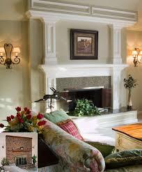 Stone Fireplaces  HouzzHouzz Fireplace