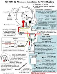 3g alternator conversion mustang forums at stangnet painless 30831 at 3g Alternator Wiring Diagram With Fuse