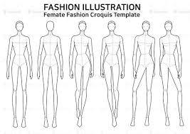 Male Fashion Template Illustrator Stuff Croquis Templates Free