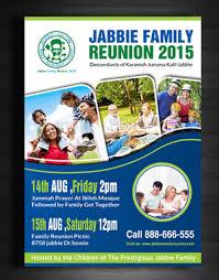22 Playful Flyer Designs Events Flyer Design Project For Jabbie Family