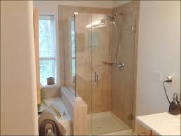 custom frameless glass shower enclosure seaford york county va