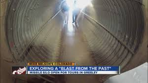 Nuclear Silo For Sale Discover Colorado Tour A Missile Silo Youtube