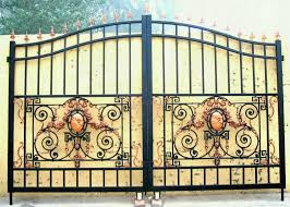 wrought iron fence victorian. Wrought Iron Gate Chinese Cast Fence Exterior Decoration Ideas Victorian