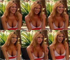 Hot girls boobs nikki cox