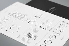 Modern Resume Tumblr 28 Minimal Creative Resume Templates Psd Word Ai