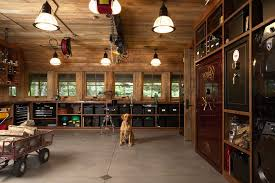 shed lighting ideas. Shed Lighting Ideas. Kansas City Garage With Vault Chrome Pendant Lights Ideas S
