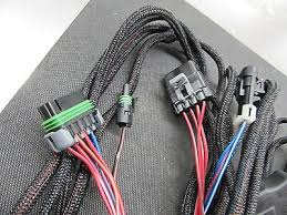 fisher western snow plow 3 pin control harness ultra minute mount fisher western snow plow 3 pin control harness ultra minute mount 26345 412404 2
