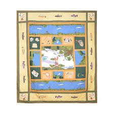 Patch Magic Fly Fishing Quilt & Reviews | Wayfair & Fly Fishing Quilt Adamdwight.com