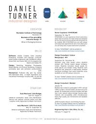 Industrial Design Consultant Fees Resume By Daniel Turner Rochester Institute Of Technology