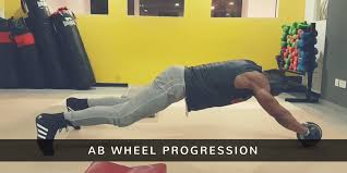 Ab Wheel Progression Guide Getting From Beginner To
