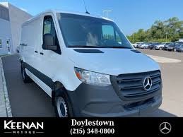 The mercedes sprinter was the first european style van to become available to the north american market. Pre Owned 2020 Mercedes Benz Sprinter 2500 Cargo Van Cargo Van In Doylestown C27665 Keenan Motors
