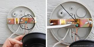 home improvement replacing outdoor light fixtures don t be