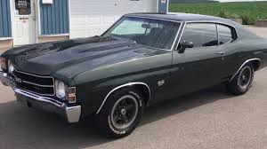 SOLD - 1971 Chevrolet Chevelle SS 454 for sale at Pentastic Motors ...