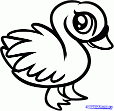 Small Picture Swans Coloring Pages At Swan itgodme