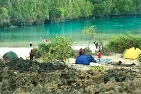 Image result for Pulau Sempu, Malang