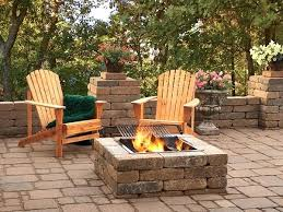 paver stone fireplace creating beautiful landscapes with edgers wallore paver patio with stone fireplace paver stone fireplace