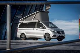 Camper Cars Mercedes Marco Polo Camper Van Priced From Alb58k Carbuyer