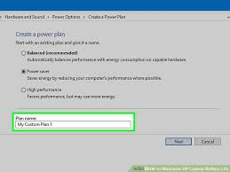 3 Ways To Maximize Hp Laptop Battery Life Wikihow