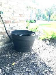 garden hose storage pot. Garden Hose Pot Holder Bucket Full Image For Water Storage