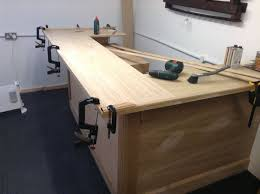 How To Build Your Own Home Bar. L Shaped ...