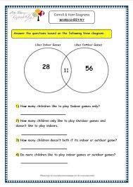 venn diagram maths worksheet venn diagram worksheets math papdou club