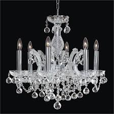 maria theresa crystal chandelier maria theresa 561fd6lsp 7c