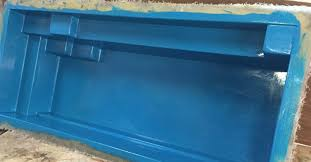 above ground fiberglass pools. Unique Pools Fresh Off The Mold Ready For Finishing On Above Ground Fiberglass Pools M