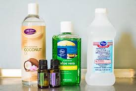 make your own hand sanitizer using essential oils and a few s you may already have on hand