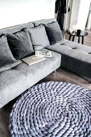 chunky wool rug chunky knit rug chunky knit rug diy