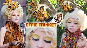 effie trinket from the hunger games catching fire